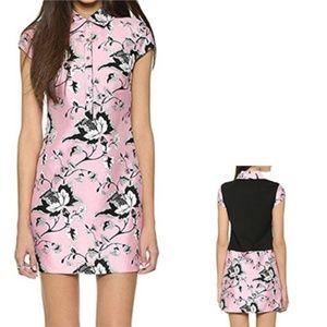 Diane Von Furstenberg DVF Morgan Pink Dress Sz 6